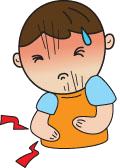 ปวดเกร็งช่องท้อง